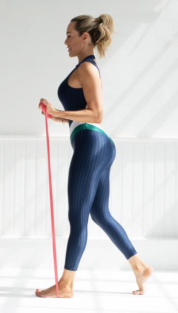 Fitness Instructor Vivian Fonseca