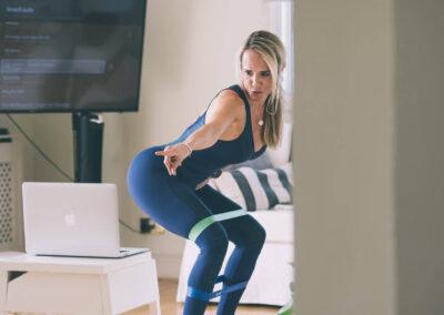 Live Personal Trainer Motivation